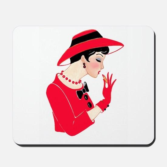 Angelique Mousepad
