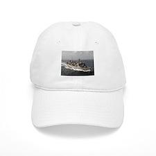 USS Bridge Ship's Image Baseball Cap