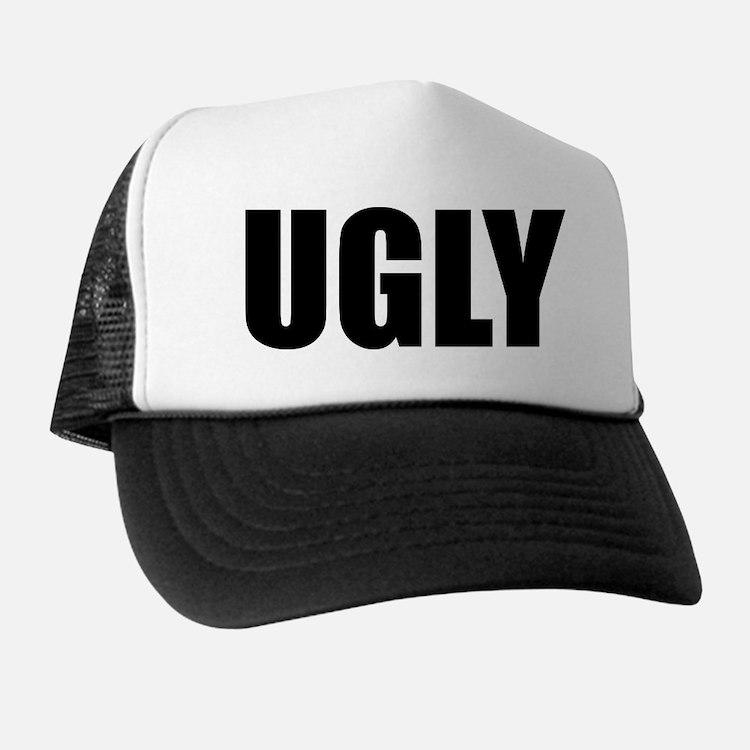 UGLY (Bold) Trucker Hat