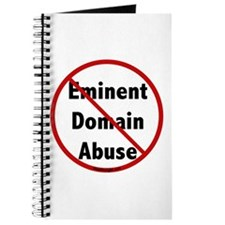 No Eminent Domain Abuse Journal