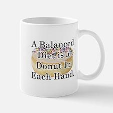 Balanced Donut Mug