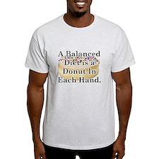 Balanced Donut T-Shirt