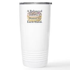 Balanced Donut Travel Mug