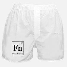 Funny Skater Boxer Shorts