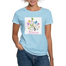 Nana Easter Egg Tree T-Shirt