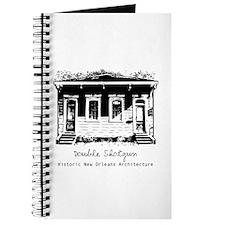 New Orleans Double Shotgun Journal