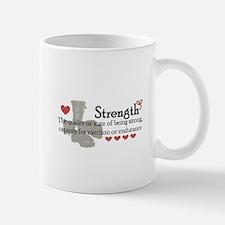 strength Small Small Mug