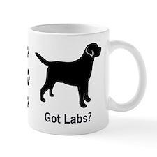 Got Labs? Silhouette Mug