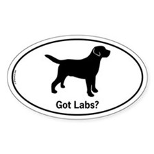 Got Labs? Silhouette Decal