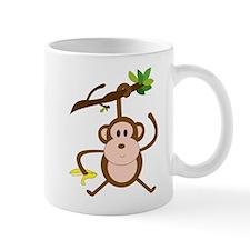 Monkeying Around Small Mug