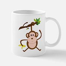 Monkeying Around Small Mugs