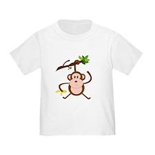 Monkeying Around T