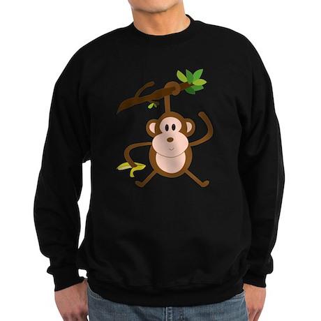 Monkeying Around Sweatshirt (dark)