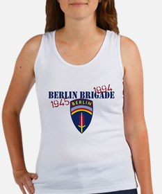 Berlin Brigade 1945-1994 Women's Tank Top