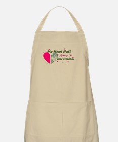 Fighting For your freedom Apron