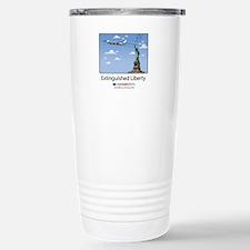 Extinguished Liberty Travel Mug