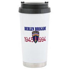 Berlin Brigade 1945-1994 Travel Mug