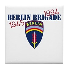 Berlin Brigade 1945-1994 Tile Coaster