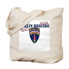 Berlin Brigade 1945-1994 Tote Bag