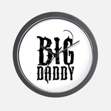 Big Daddy Wall Clock