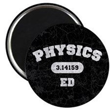 Physics Ed Magnet