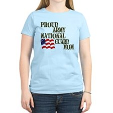 Army National Guard Mom T-Shirt