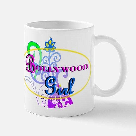 Bollywood Girl! - multi-color Mug