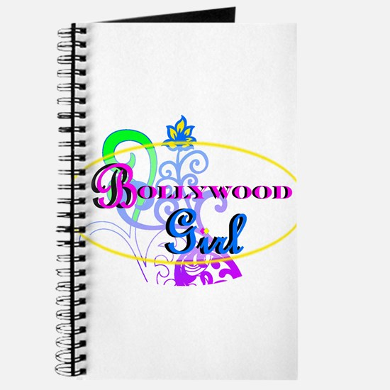Bollywood Girl! - multi-color Journal