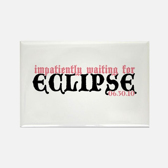 Eclipse Inspired Rectangle Magnet