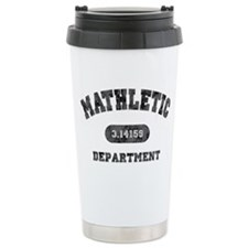 Mathletic Department Travel Mug