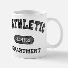 Mathletic Department Mug