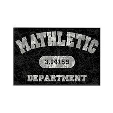 Mathletic Department Rectangle Magnet (100 pack)