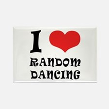 iCarly Random Dancing Rectangle Magnet