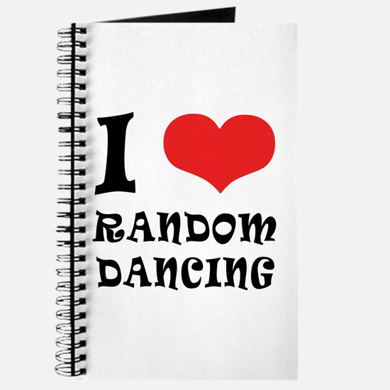 iCarly Random Dancing Journal