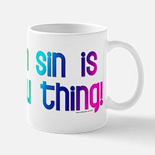 The New Thing Mug