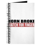 Horn Broke Journal
