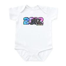 Mayan Calendar 2012 Infant Bodysuit
