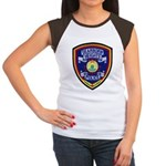 Dearborn Heights Police Women's Cap Sleeve T-Shirt