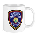 Dearborn Heights Police Mug