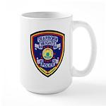 Dearborn Heights Police Large Mug