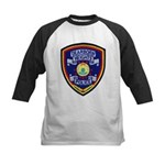 Dearborn Heights Police Kids Baseball Jersey