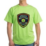 Dearborn Heights Police Green T-Shirt