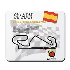 Spanish Grand Prix Mousepad