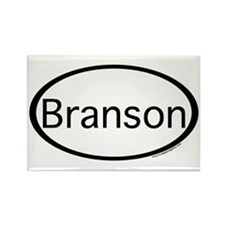 Branson Rectangle Magnet