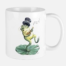 Dancin' Frog Mug
