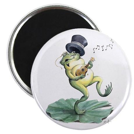Dancin' Frog Magnet