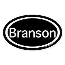 Branson Decal
