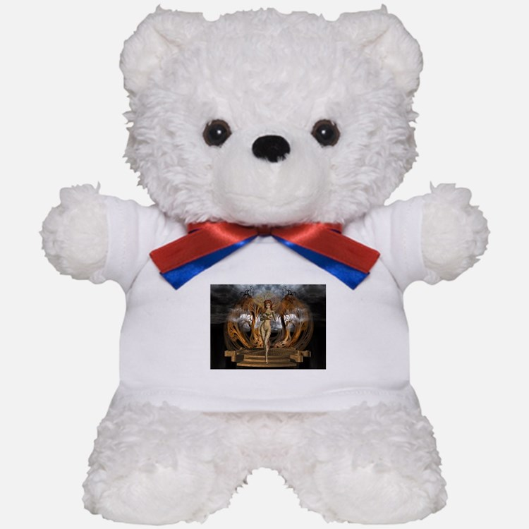Cute Fantasy Teddy Bear