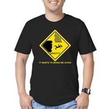 Gravity Yield Sign T