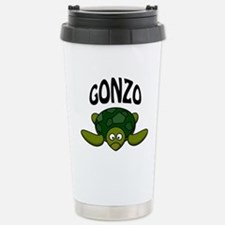 Gonzo Stainless Steel Travel Mug